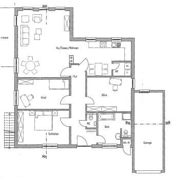 Grundriss schlafzimmer erdgeschoss